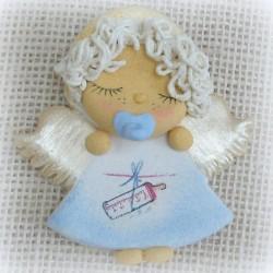 Aniołek dla Bobasa - chłopczyk