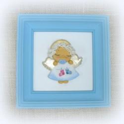 Obrazek z aniołkiem dla Bobasa