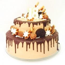Tort na wyjątkowe urodziny
