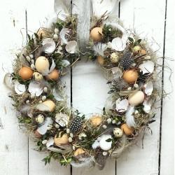 "Wianek Wielkanocny ""natura"""